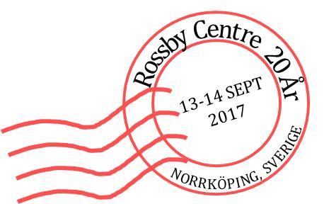 SMHI Rossby Centre fyller 20 år – klimatforskning i två decennier och blick mot framtiden