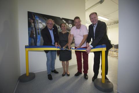MTR inviger Sveriges modernaste simulatoranläggning