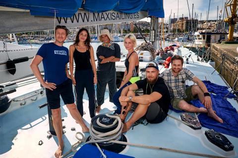 Over Atlanten: Kanal 5 har givet seks kendte deres livs udfordring