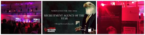 Finegreen at the Drum Network Awards 2016 tonight!