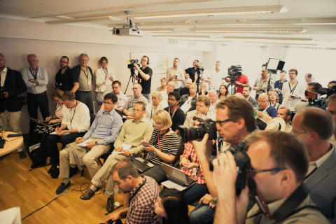 Pressträff: SD presenterar riksdagsmotioner från den allmänna motionsperioden