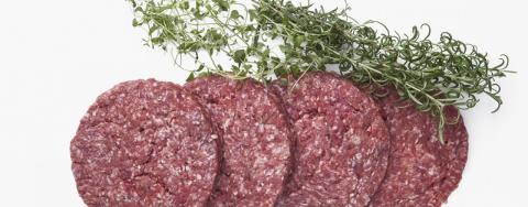 Hamburgare 100% kött
