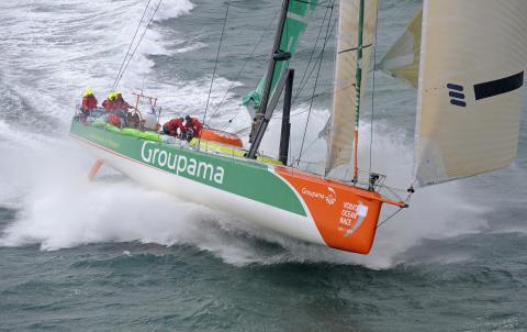 DHL är officiell logistikpartner för Volvo Ocean Race 2011-2012
