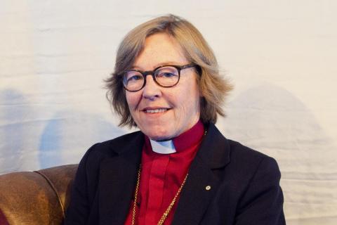 Biskop Eva Brunne