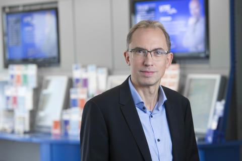Tobias Melin, analyschef ATG