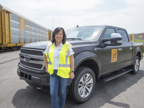 All-Electric F-150 9