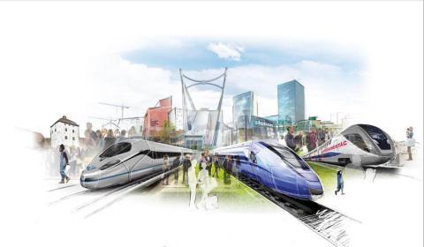 Överenskommelse klar om station för höghastighetståg i Hässleholm
