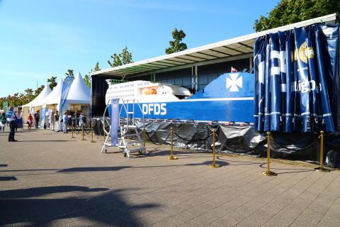 DFDS LEGO Schiff_In Kiel_3