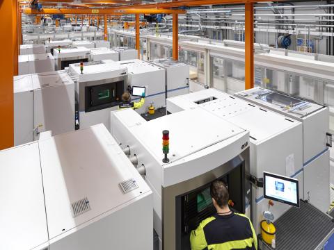 Siemens AM workshop