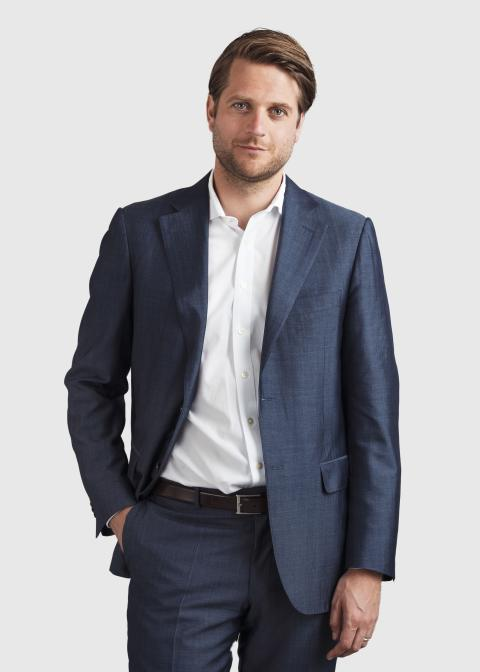 Sebastian Siemiatkowski, co-founder and CEO