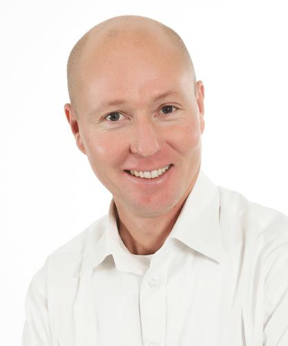 Patrik Rosenlund, marknadsområdeschef, Riksbyggen Östergötland