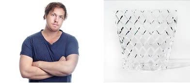 Simon Klenell är 2012 års Unga konsthantverkare