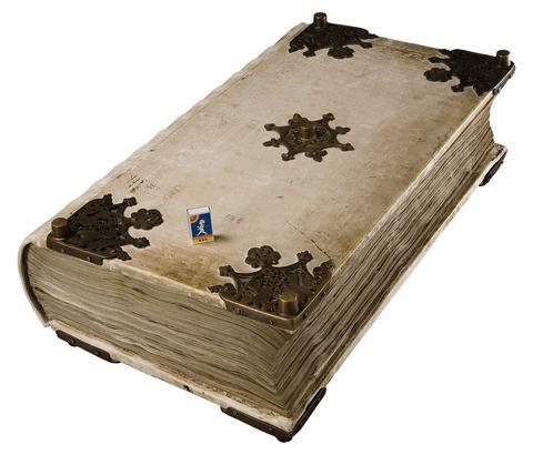Codex Gigas – jätte med hemligheter