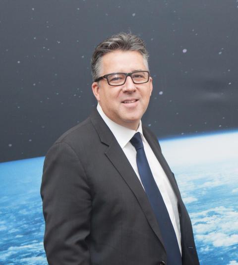Gerry O'Sullivan rejoint Eutelsat en tant que Responsable de la branche Vidéo