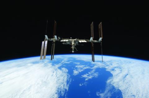 Rymdstationen ISS