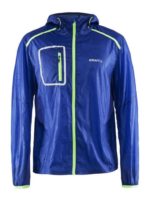 Focus hood jacket (atlantic) för herr