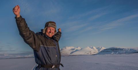 Välkommen Lennart Pittja ny deltidscoach för samisk besöksnäringsutveckling och kvalitetssäkring genom Naturens Bästa