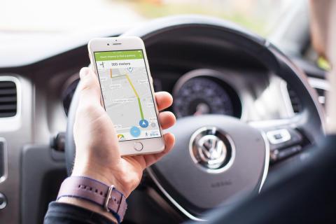 Fortsatt snabb tillväxt i Borås - mobilparkering ökar med 255 procent