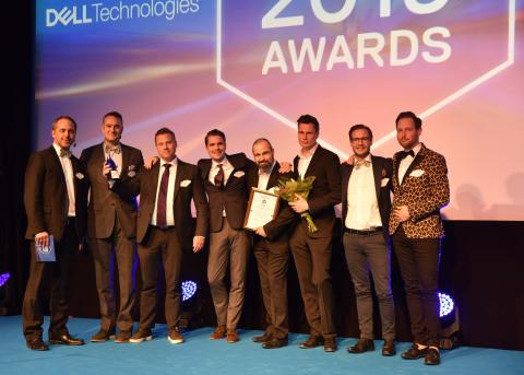 Teamet från Dell EMC och Ingram Micro