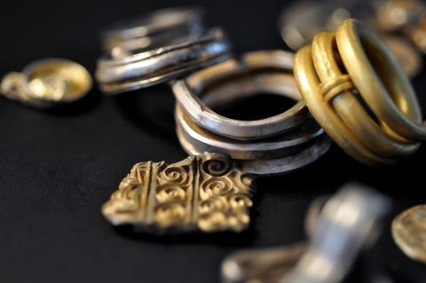 Danmarks sagnkonger vækkes til live på Lejre Museum