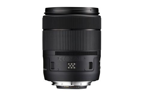 EF-S 18-135mm f3.5-5.6 IS USM  Underside without cap