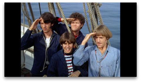Monkees Ahoy