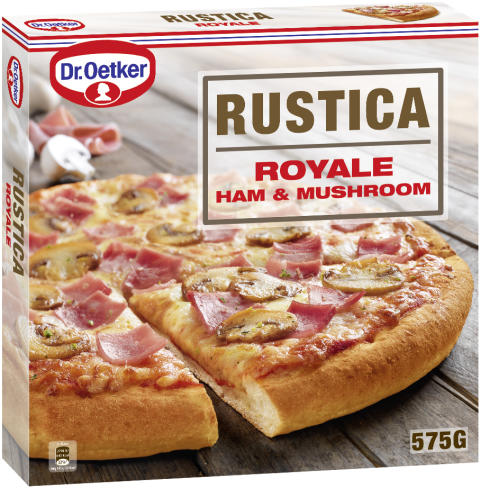 Pizza Rustica Royale
