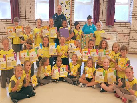 Cash boost for 4th Hastings Brownies