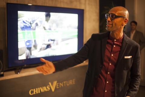 Amiaz Habtu - Moderator bei Chivas Venture
