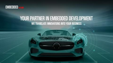 We are launching Embedded by Sigma