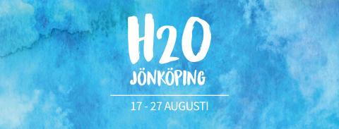 Pressinbjudan: H2O Jönköping – en fest på och omkring vatten