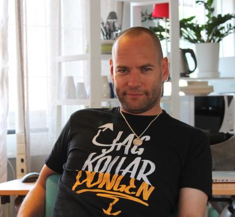 Jonas Almeling berättar om vår startup där Havskampen är välgörenhet, samhällsnytta och tillfredsställer kompetensbrist hos företag