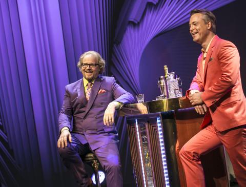 Stort biljettryck för Schyfferts och Lindströms humorshow ÄGD  – kommer till Göteborg och utökar Sverigeturné