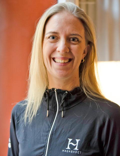 Ingrid Kylén, v VD med ansvar för Träning och Spa
