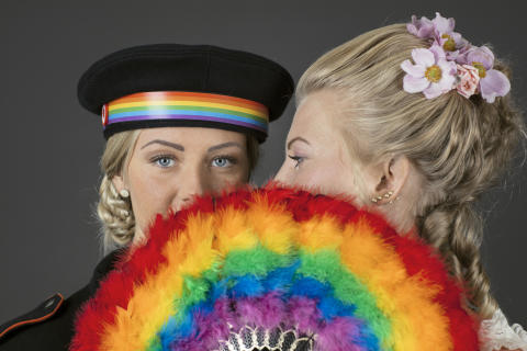 Rainbow History – PrideNight på Nationalmuseet