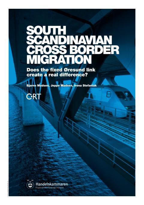 South Scandinavian Cross Border Migration