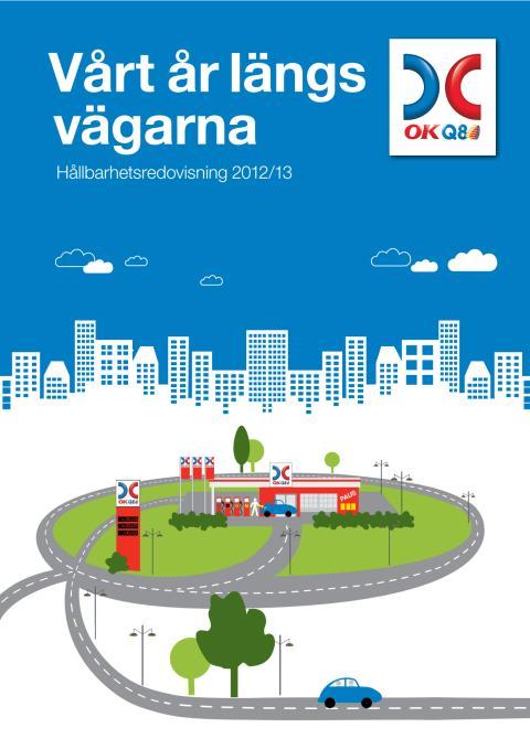 OKQ8 sammanfattar årets hållbarhetsarbete
