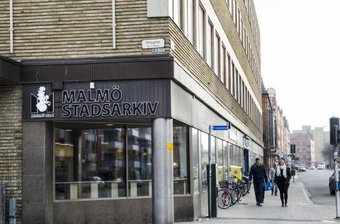 Besöksrekord på Malmö stadsarkiv