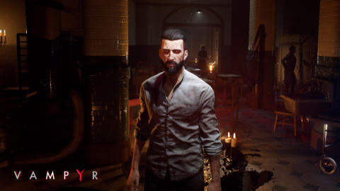 'DONTNOD Presents Vampyr' webseries launches today