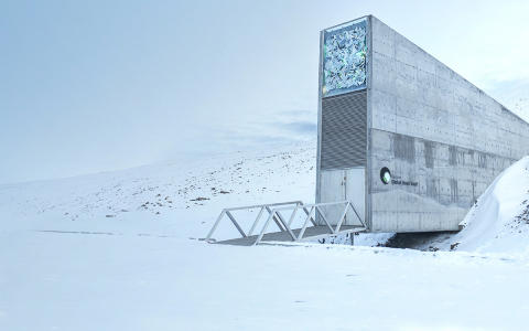 Норвегия модернизирует «хранилище судного дня»
