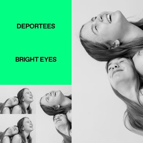 """Deportees är tillbaka med nya singeln """"Bright Eyes"""" - avslöjar kommande EP och album"""