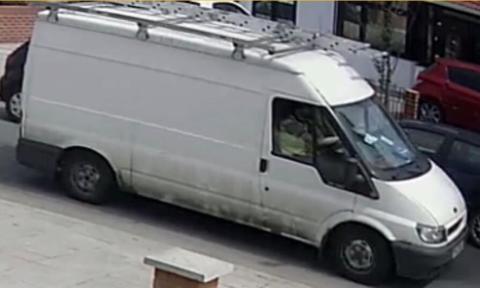 Transit Van 1