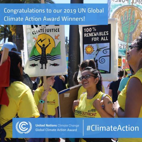 FN prisar MAX och klimatpositiv