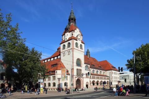 Leipzig ist Gastgeber der greenmeetings und events Konferenz 2019 und Vorbild in Sachen Nachhaltigkeit