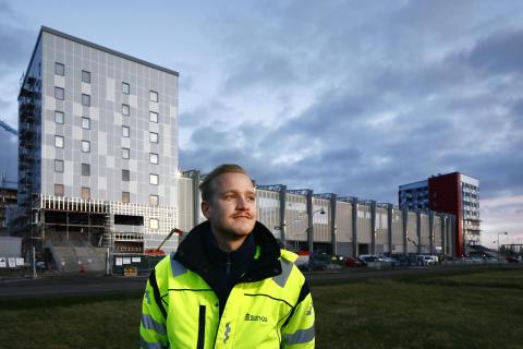 Story: Turvallista asumisa Linköpingissä – EcoBatt valittiin testaamisen perusteella