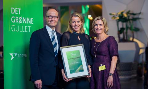 Enovaprisen Lise Kristin Sunsby