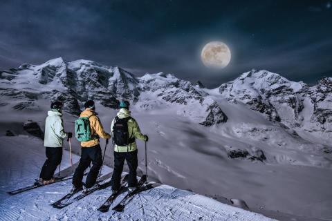 Schnee-Spaß im Dunkeln: Nächtliche Winter-Aktivitäten in der Schweiz
