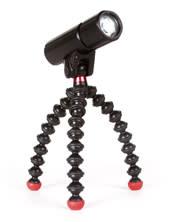 Gorillatorch Blade - 130 lumen, ny smart lampe fra Joby