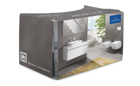 jetzt in die zukunft schauen villeroy boch mit virtueller villeroy boch. Black Bedroom Furniture Sets. Home Design Ideas
