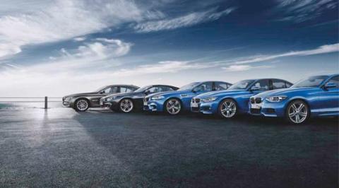 Igen slår BMW Group alle rekorder